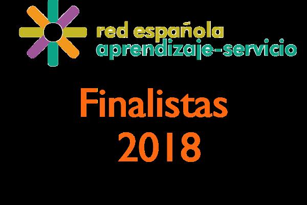 Finalistas Premios ApS 2018